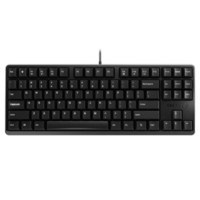 CHERRY 樱桃 G80-3000S TKL 机械键盘 Cherry红轴