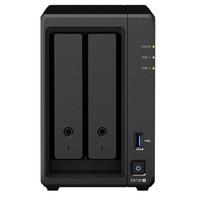 中亚Prime会员:Synology 群晖 DS720+ 双盘位NAS网络存储服务器