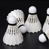 奥联特 鹅毛制造 12只装羽毛球