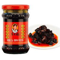 老干妈 风味豆豉 280g + 牛肉沫豆豉油辣椒 210g