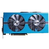 Sapphire 蓝宝石 RX 590 GME 8G D5 超白金极光特别版1380-1440MHz/8000MHz 8GB/256bit GDDR5 DX12显卡