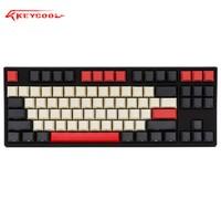 KEYCOOL 凯酷 KC87 蓝牙双模 机械键盘(佳达隆轴、PBT)