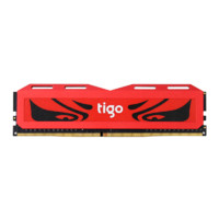 tigo 金泰克 骁帅 DDR4 2666 台式机内存条 8GB