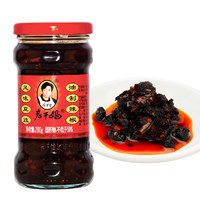 老干妈 风味豆豉油辣椒 280g*4瓶