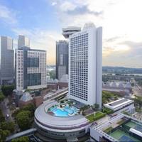 新加坡泛太平洋酒店  豪华房1晚(含双早)