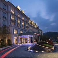 杭州鸬鸟新湖希尔顿花园酒店花园标准大床房2晚(含双早+自助下午茶券)