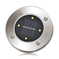 汇初 RS-001 太阳能地埋灯 1个装