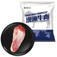 限地区:HONDO BEEF 恒都 澳洲原切牛腱子肉 2.5kg*3件+ 东方万旗 牛肉串 300g*3件