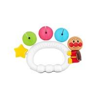 ANPAMAN 面包超人 婴儿早教手摇铃 发声玩具 *2件