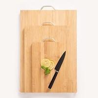 移动端:好管家 竹案板 20cm*30cm 送10双楠竹筷