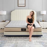 慕思(de RUCCI)乳胶床垫 独立筒弹簧床垫 分区护脊乳胶床垫 1800*2000