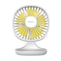 倍思 CXBD 桌面电风扇 usb台式 三档风速可调 白色