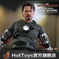 小编精选、新品发售:HotToys 钢铁侠 托尼斯塔克机械测试 1:6 珍藏人偶 普通版/豪华版
