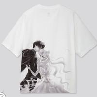 女装 (UT) Sailor Moon 印花T恤(短袖) 423897