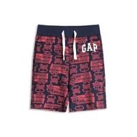 Gap 盖璞 男童舒适短裤