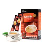 SAGOcoffee 西贡咖啡 三合一速溶咖啡粉 165g *5件