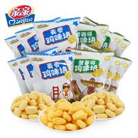 Qinqin 亲亲 麦香鸡味块 105g*5袋