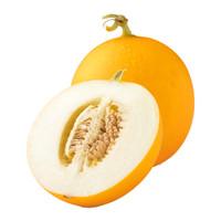 NANGUOXIANSHENG 果沿子 黄金香瓜甜瓜  约2-4个 5斤