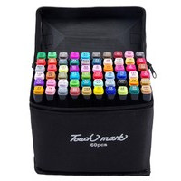 touch mark 马克笔套装 24色 初学款 送4件套  不含色卡