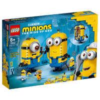 百亿补贴:LEGO 乐高 小黄人系列 75551 小黄人和他们的营地