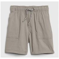 Gap 盖璞 男童纯色休闲短裤