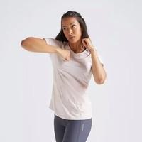DECATHLON 迪卡侬 500 306455 女式有氧健身T恤