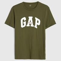 Gap 盖璞 471777 男装休闲T恤