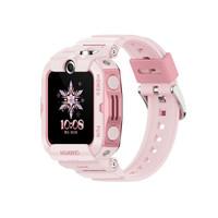 新品发售:HUAWEI 华为 儿童通话手表 4X 智能手表 樱语粉