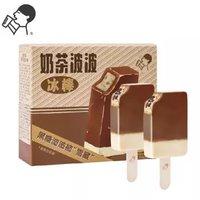 喜茶 奶茶波波口味冰棒 95g*6支装 *3件