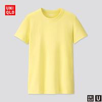 UNIQLO 优衣库 U系列 424873 圆领T恤
