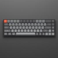 京东京造 K6 68键 蓝牙双模机械键盘 Gateron青轴 白色背光