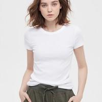 Gap 盖璞 000530321 女士圆领短袖T恤 *2件