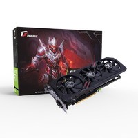 COLORFUL 七彩虹 iGame GeForce GTX1660 SUPER Ultra 显卡 + 金士顿 骇客神条DDR4 2666MHz 台式机内存条 16GB(8GB*2)