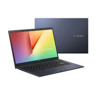 百亿补贴:ASUS 华硕 VivoBook14 2020版 14英寸笔记本电脑 (i5-10210U、8GB、512GB、MX330)