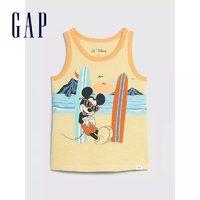 Gap 盖璞 男幼童迪士尼联名无袖上衣