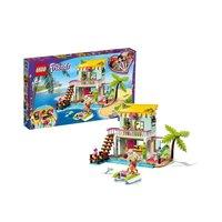 88VIP:LEGO 乐高 好朋友系列 41428 沙滩度假屋