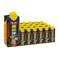 椰树牌 椰汁椰奶 330ml*24盒/箱