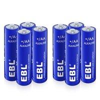 EBL 5号/7号 碱性电池 8节装