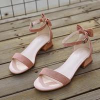 历史低价:奥康 196811048 女士一字带凉鞋