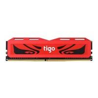 Tigo 金泰克 骁帅 DDR4 2666 台式机马甲内存条 8GB