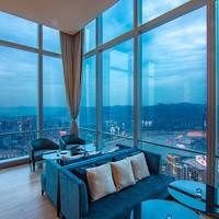 重庆尼依格罗酒店 N2尊贵江景天际客房2晚
