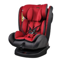 Welldon 惠尔顿 WD002 安琪拉 汽车儿童安全座椅 0-4-6-12岁