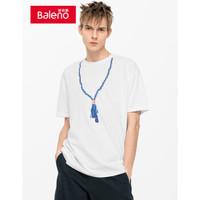 Baleno 班尼路 28901159 男士时尚图案短袖T恤