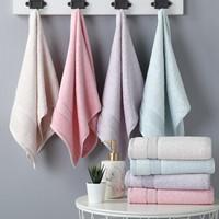 运费券收割机:SANLI 三利 纯棉条纹洗脸巾 3条装 33*72cm