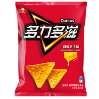 Doritos 多力多滋 玉米片 劲浓芝士味 140克 *15件
