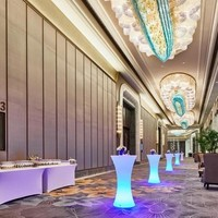 5日20点:哈尔滨融创万达文华酒店 豪华房1晚 (含早餐+雪世界3小时/乐园门票2张)