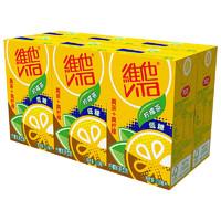 百亿补贴:ViTa 維他 维他低糖柠檬茶250ML*6盒