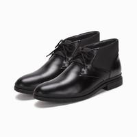 Clarks London Dash 男士商务皮靴