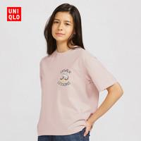 UNIQLO 优衣库 Cats are Purrfect 428421 女士印花T恤