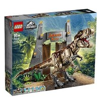 6日0点、88VIP:LEGO 乐高 侏罗纪世界 75936 霸王龙雷克斯的咆哮